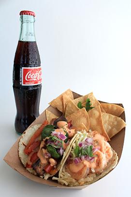 SOHO TACO Gourmet Taco Truck - Combo With Drink