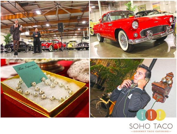 Soho Taco Gourmet Taco Cart Catering OC Brides Costa Mesa Orange County