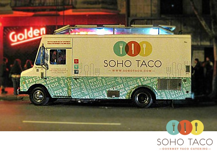 Tacos catering orange county trucks design gourmet for How to design a food truck