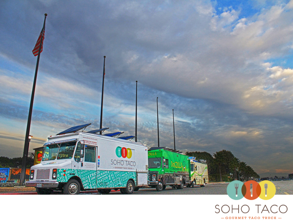 SoHo Taco Gourmet Taco Truck - Food Truck - OC Fair & Events Center - Costa Mesa - Orange County CA