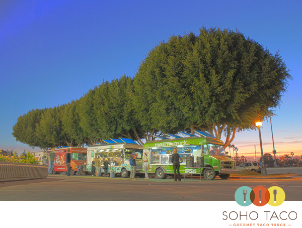 SoHo Taco Gourmet Taco Truck - Gourmet Food Trucks - OC Fair & Event Center - Costa Mesa - Orange County - CA