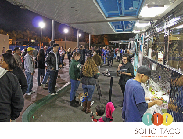SoHo Taco Gourmet Taco Truck - OC Fair & Events Center - Costa Mesa CA
