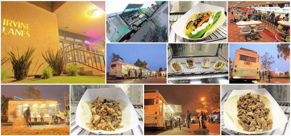 Gourmet Food Trucks @ Irvine Lanes (Irvine, CA) @ Irvine Lanes | Irvine | California | United States