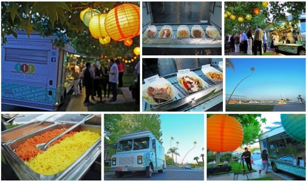 SoHo Taco Gourmet Food Truck - Newport Beach - Orange County CA - Private Catering Birthday Event - Facebook Album