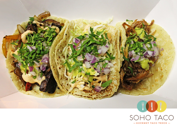 SoHo Taco Gourmet Taco Truck - OC Fair & Events Center - Costa Mesa - Orange County - Tacos