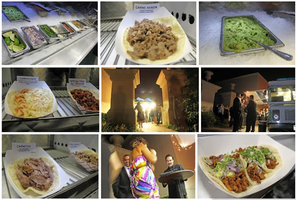 SoHo Taco Gourmet Taco Truck - St Regis - Dana Point - Orange County - Wedding Reception Catering - Facebook Album