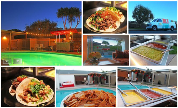 SoHo Taco Gourmet Taco Cart Catering - Dana Point - Orange County - CA - Facebook