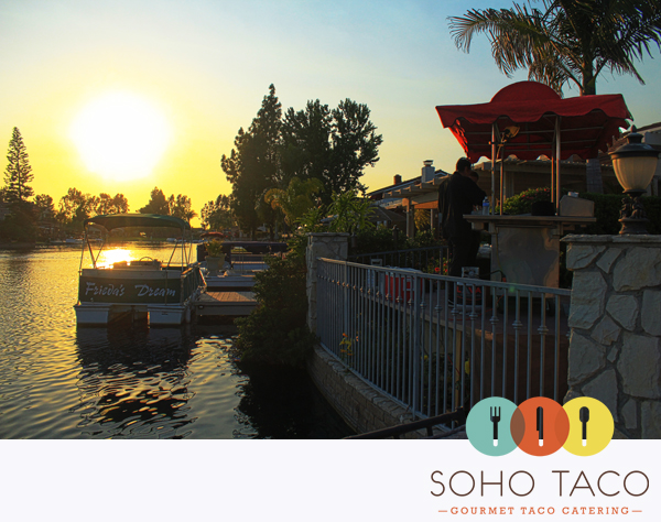 SoHo Taco Gourmet Taco Cart Catering - Lake Forest - Orange County - CA