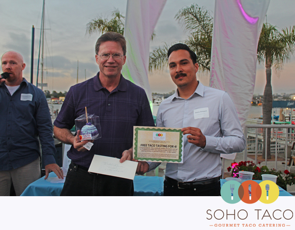 SoHo Taco Gourmet Taco Catering - Nautical Museum - Balboa Peninsula - Newport Beach - Orange County - CA - OC Brides