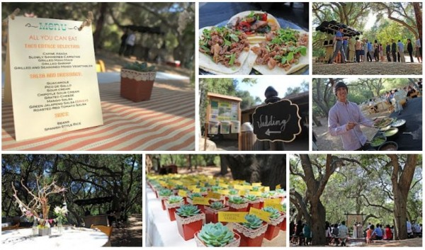 SoHo Taco Gourmet Taco Catering - Wedding Reception - Oak Canyon Nature Center - Anaheim - Orange County - CA - Facebook Photo Album