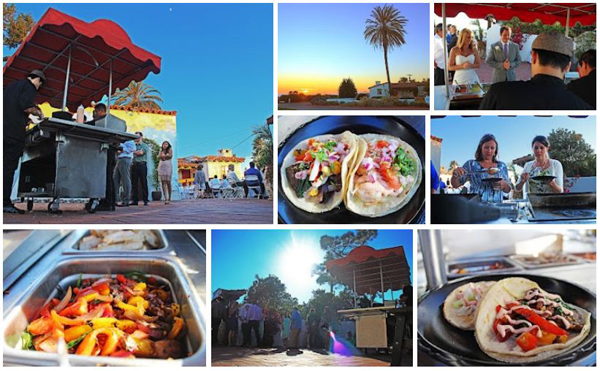 SoHo Taco Gourmet Taco Cart Catering - Wedding - Historic Cottage - San Clemente - Orange County CA - Facebook
