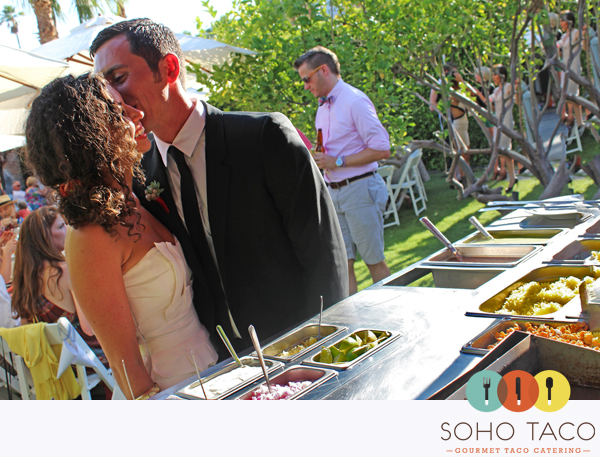 SoHo Taco Gourmet Taco Catering - Wedding - Reception - OC Brides - Orange County