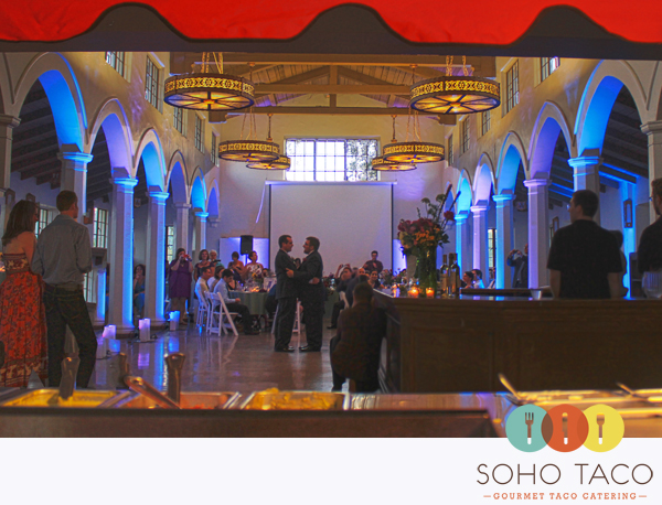 SoHo Taco Gourmet Taco Catering - Center for the Arts - Eagle Rock - Los Angeles - CA