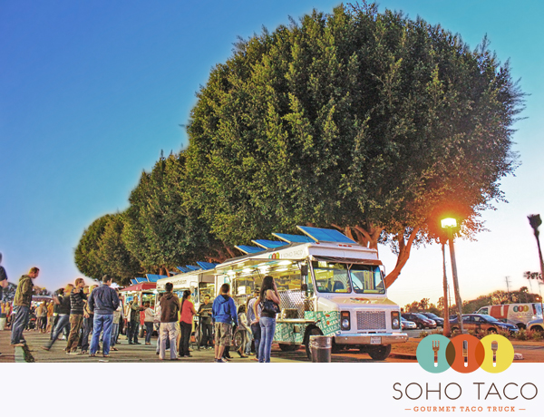 Soho Taco Gourmet Taco Catering & Food Truck - OC Fair & Event Center - Costa Mesa - Orange County CA