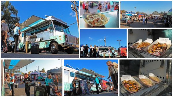 Soho Taco Gourmet Taco Truck - Picnic At The Plaza - Los Alamitos - Orange County - CA