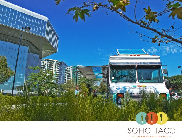 SoHo Taco Gourmet Taco Truck - Park Place - Irvine - Orange County CA - Facebook & G+