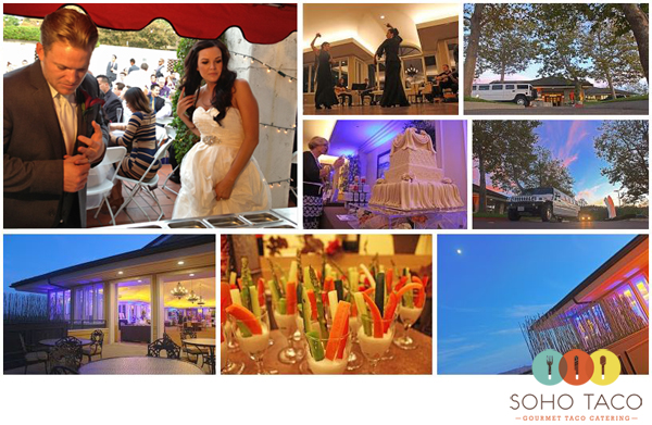Soho Taco Gourmet Taco Catering - Bella Collina Golf & Town Club - San Clemente - Orange County CA - OC Brides Mixer