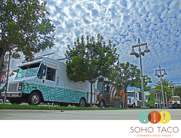 Soho Taco Gourmet Taco Truck - Mariners Church - Irvine - Orange County CA