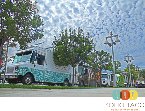 SoHo Taco Gourmet Taco Truck - Street Food Tuesdays - Home Depot - Cypress - Orange County CA