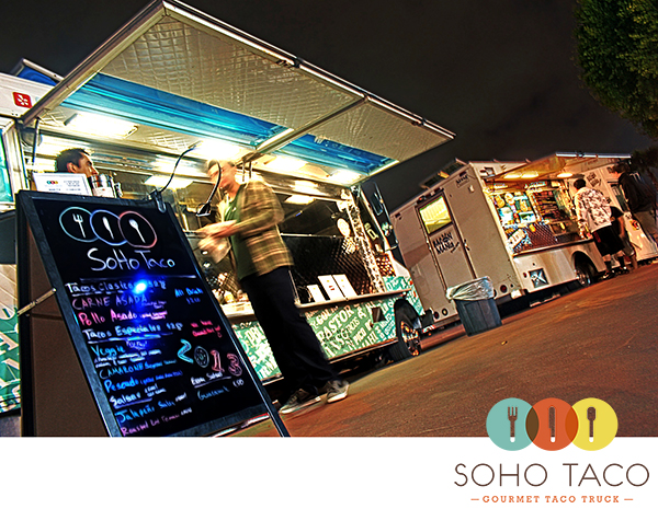 SoHo Taco Gourmet Taco Truck - OC Fairgrounds - Costa Mesa - Orange County