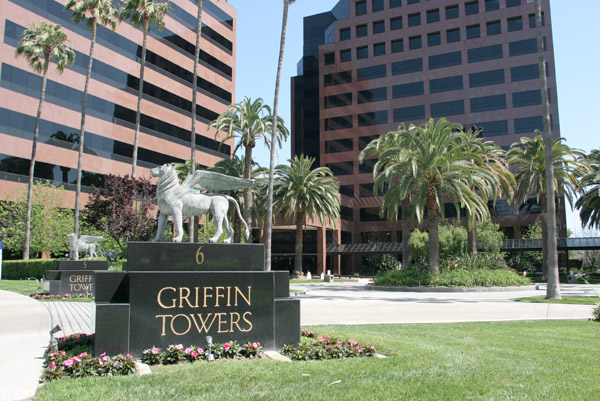 LUNCH: Griffin Towers @ South Coast Metro (Santa Ana, CA) @ Griffin Towers | Santa Ana | California | United States