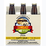 SoHo Taco Gourmet Taco Truck - OC Weekly - KCRW - Happy Hour - The Bruery - Placentia - Orange County CA