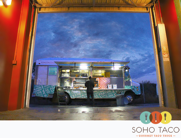 SoHo Taco Gourmet Taco Truck - The Bruery - Placentia - Orange County CA