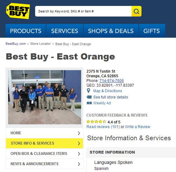 Food Trucks at Best Buy (East Orange, CA) @ Best Buy of East Orange | Orange | California | United States