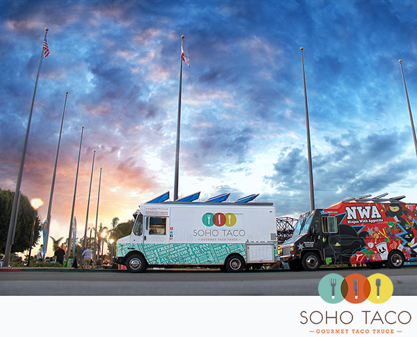 SoHo Taco Gourmet Taco Truck - OC Fair & Event Center - Costa Mesa - Orange County CA