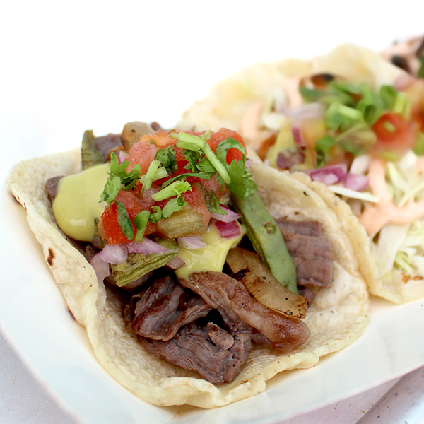 SoHo Taco Gourmet Taco Truck - Cecina De Res - September Special - Orange County - OC - featured