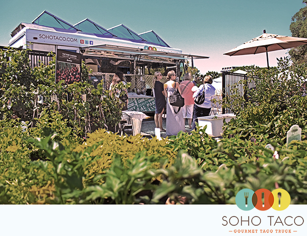 Today 75 F Max At Roger S Gardens Of Newport Beach Stay Cool With Us Soho Taco
