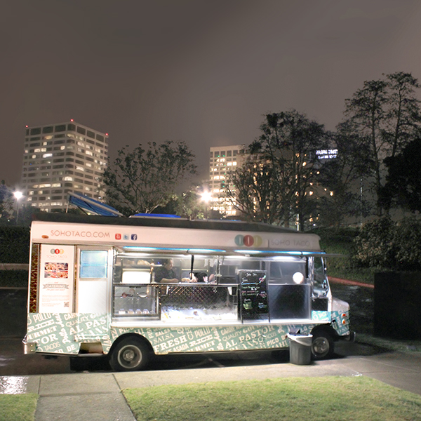 SoHo Taco Gourmet Taco Truck - Orange County - OC - OCMA - Orange County Museum of Art - Newport Beach - Fashion Island - Featured