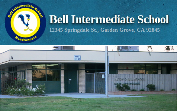 Garden Grove Dinner @ Bell Intermediate School | Garden Grove | California | United States