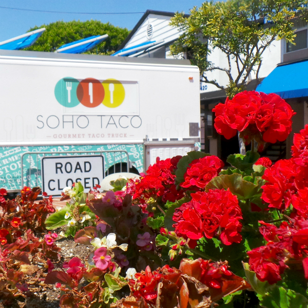 SOHO TACO Gourmet Taco Truck - Newport Beach Farmers Market - Orange County - OC - featured