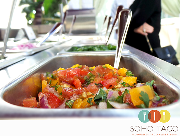 SOHO TACO Gourmet Taco Truck & Catering - Pico de Gallo - Orange County - OC - main