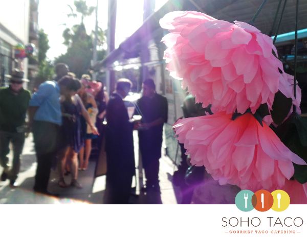SOHO TACO Gourmet Taco Truck Catering - Orange County -OC