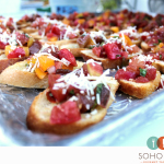SOHO TACO Gourmet Taco Catering - Orange County - OC - Rebanadas de Tomates Heirloom