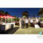 SOHO TACO Gourmet Taco Catering - Sand Acres Estate - Palm Springs CA
