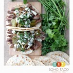 SOHO TACO Gourmet Taco Truck - Rib Eye Steak Taco - Orange County - OC