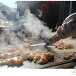SOHO TACO Gourmet Taco Catering - Holland Ranch - San Luis Obispo - Pollo Asado On The Grill