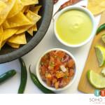 SOHO TACO Gourmet Taco Catering - Los Angeles - Chips & Salsa - LA Office