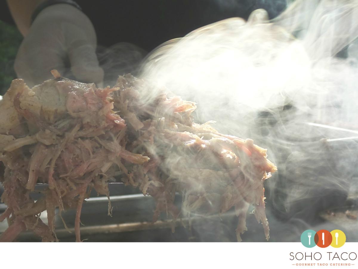 SOHO TACO Gourmet Taco Catering - Beverly Hills - Carnitas - Birthday