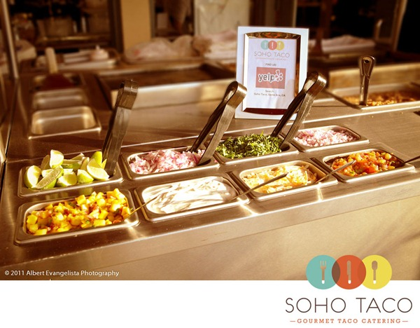 Soho-Taco-Gourmet-Taco-Catering-Orange-County-Condiment-Bar