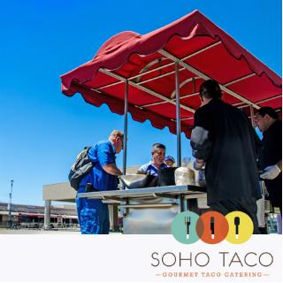 SOHO TACO Gourmet Taco Cart Catering