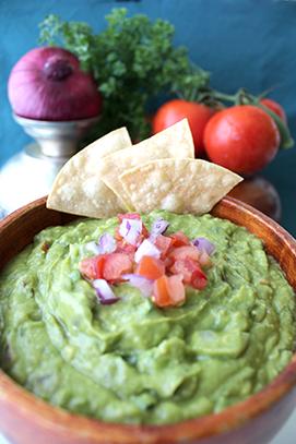 SOHO TACO Gourmet Taco Truck - Guacamole