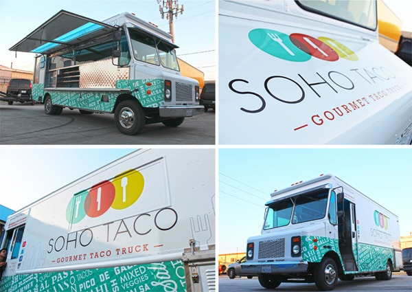 Soho Taco Gourmet Food Truck Orange County CA