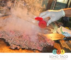 Soho Taco Gourmet Taco Catering & Food Truck Orange County CA Carne Asada