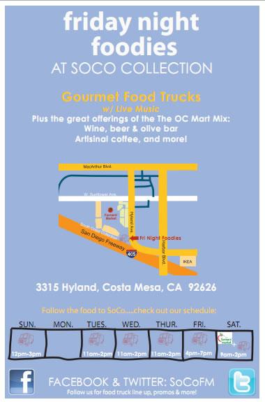 Soho Taco Gourmet Taco Truck - Friday Night Foodies @ SoCo Collection