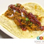 SoHo-Taco-Gourmet-Taco-Truck---Fullerton-Library---Orange-County- Barbacoa de Res Taco with Chile de Aceite
