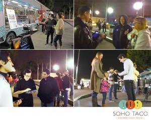 Soho Taco Gourmet Taco Truck - POS Lavu - Serving Customers - Tall - Short - Disabilities